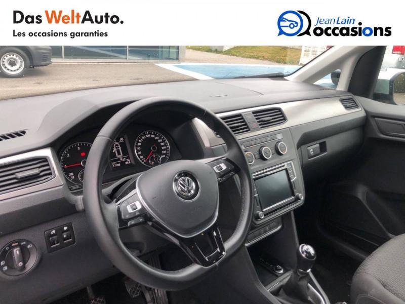 Volkswagen Caddy Caddy Maxi 2.0 TDI 102 Trendline 5p Gris occasion à Seynod - photo n°11