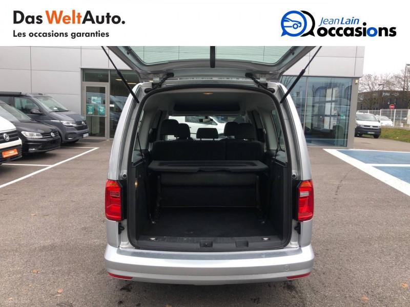 Volkswagen Caddy Caddy Maxi 2.0 TDI 102 Trendline 5p Gris occasion à Seynod - photo n°10