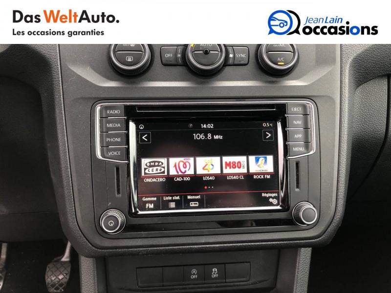 Volkswagen Caddy Caddy Maxi 2.0 TDI 102 Trendline 5p Gris occasion à Seynod - photo n°15