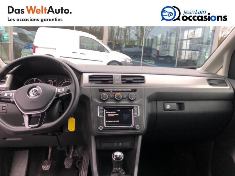 Volkswagen Caddy Caddy Maxi 2.0 TDI 102 Trendline 5p Gris occasion à Seynod - photo n°18