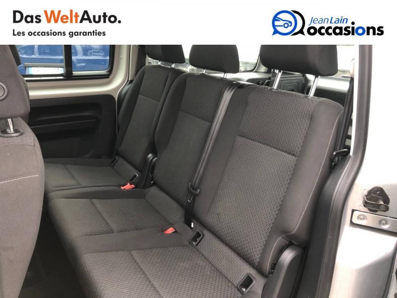 Volkswagen Caddy Caddy Maxi 2.0 TDI 102 Trendline 5p Gris occasion à Seynod - photo n°17