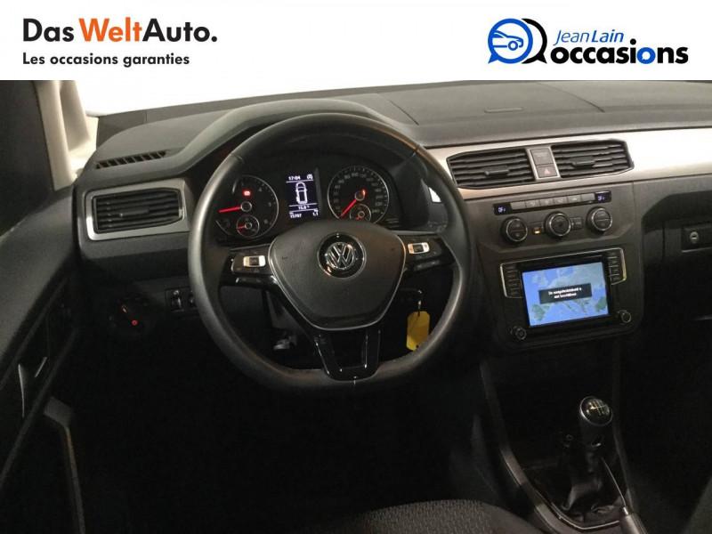 Volkswagen Caddy Caddy Maxi 2.0 TDI 102 TYPE Trendline 5p Gris occasion à Seynod - photo n°11