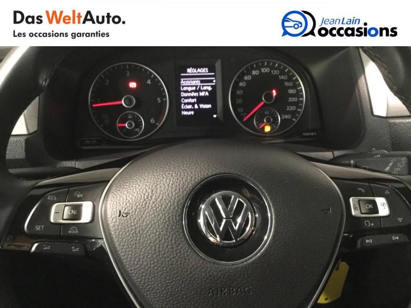 Volkswagen Caddy Caddy Maxi 2.0 TDI 102 TYPE Trendline 5p Gris occasion à Seynod - photo n°12