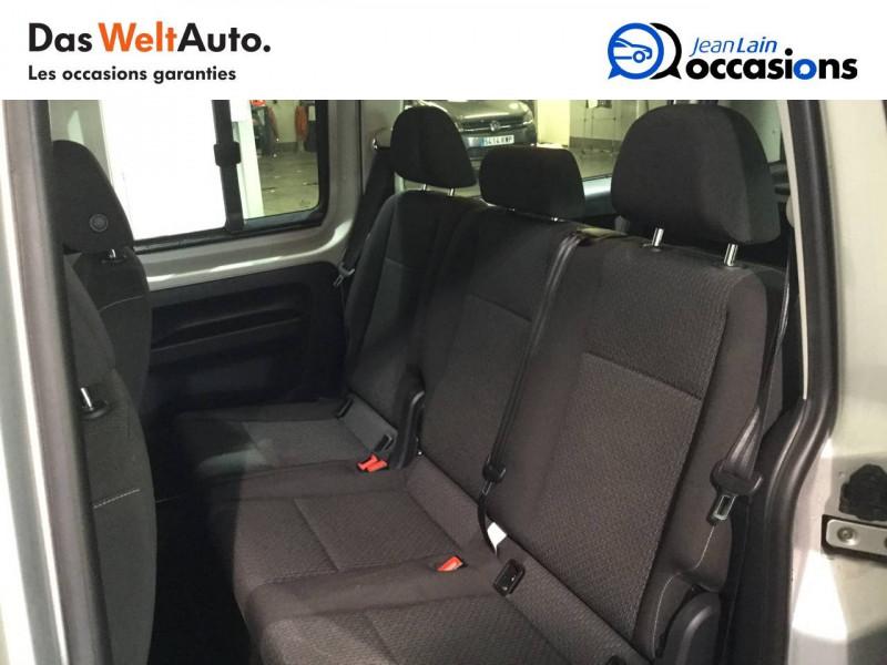 Volkswagen Caddy Caddy Maxi 2.0 TDI 102 TYPE Trendline 5p Gris occasion à Seynod - photo n°17