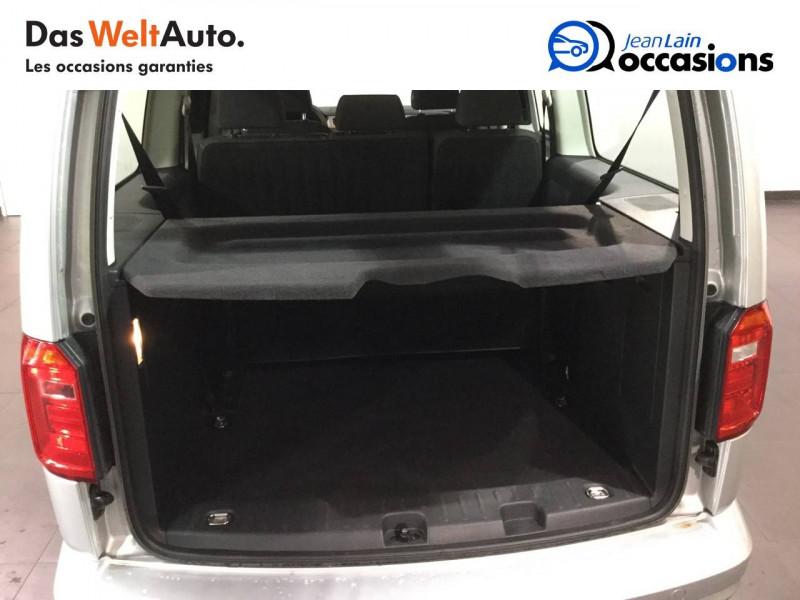 Volkswagen Caddy Caddy Maxi 2.0 TDI 102 TYPE Trendline 5p Gris occasion à Seynod - photo n°10