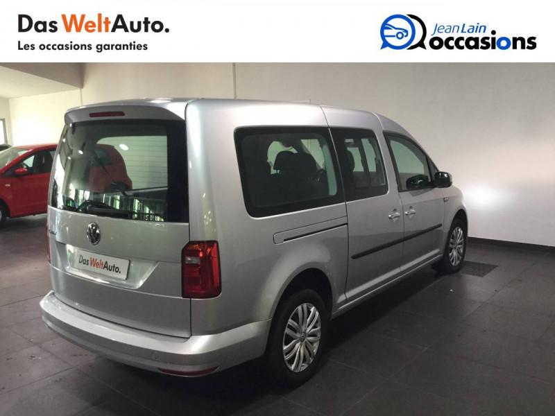 Volkswagen Caddy Caddy Maxi 2.0 TDI 102 TYPE Trendline 5p Gris occasion à Seynod - photo n°5