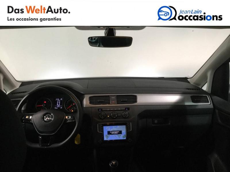 Volkswagen Caddy Caddy Maxi 2.0 TDI 102 TYPE Trendline 5p Gris occasion à Seynod - photo n°18