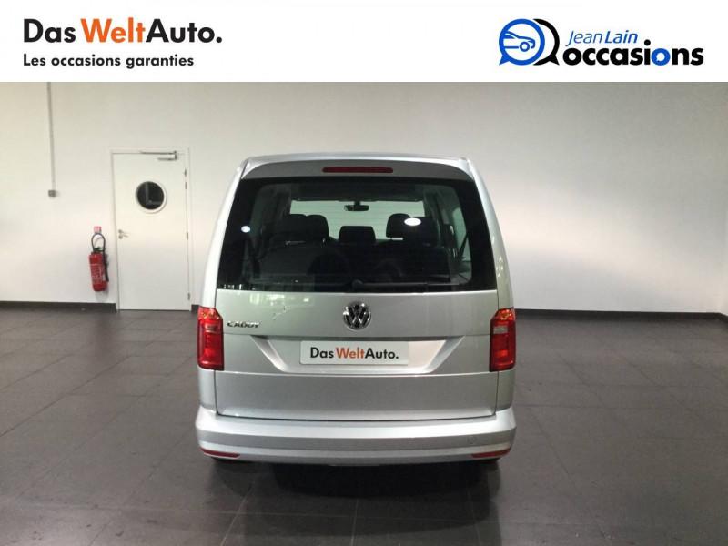 Volkswagen Caddy Caddy Maxi 2.0 TDI 102 TYPE Trendline 5p Gris occasion à Seynod - photo n°6