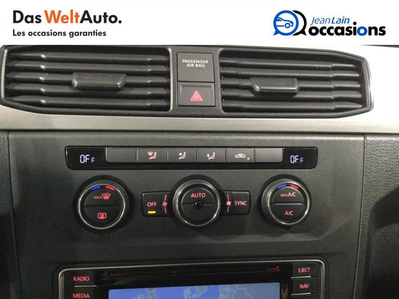 Volkswagen Caddy Caddy Maxi 2.0 TDI 102 TYPE Trendline 5p Gris occasion à Seynod - photo n°14