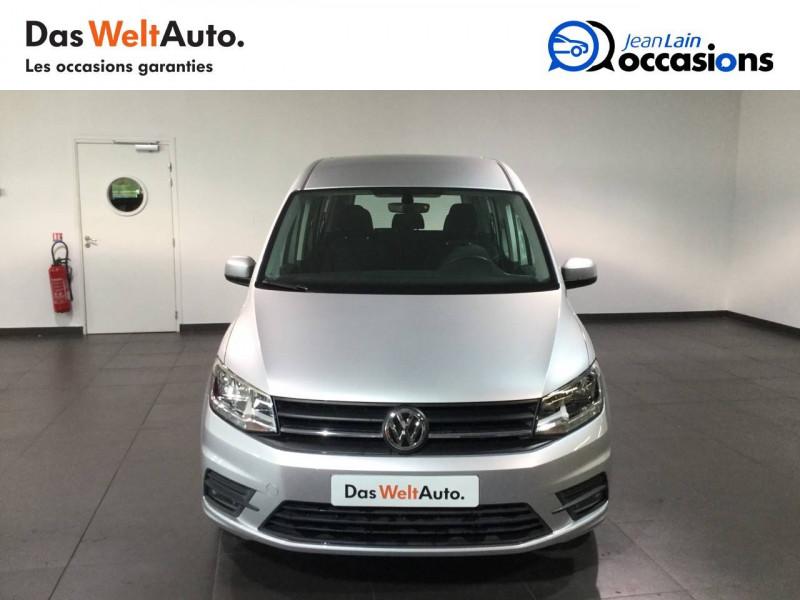 Volkswagen Caddy Caddy Maxi 2.0 TDI 102 TYPE Trendline 5p Gris occasion à Seynod - photo n°2