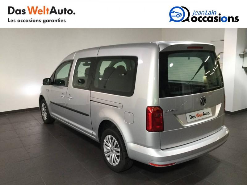 Volkswagen Caddy Caddy Maxi 2.0 TDI 102 TYPE Trendline 5p Gris occasion à Seynod - photo n°7