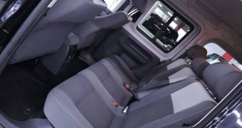 Volkswagen Caddy MAXI 7 PLACES 1.2TSI 1O5CV LONGCHASSIS GARANTIE Noir occasion à Sombreffe - photo n°4