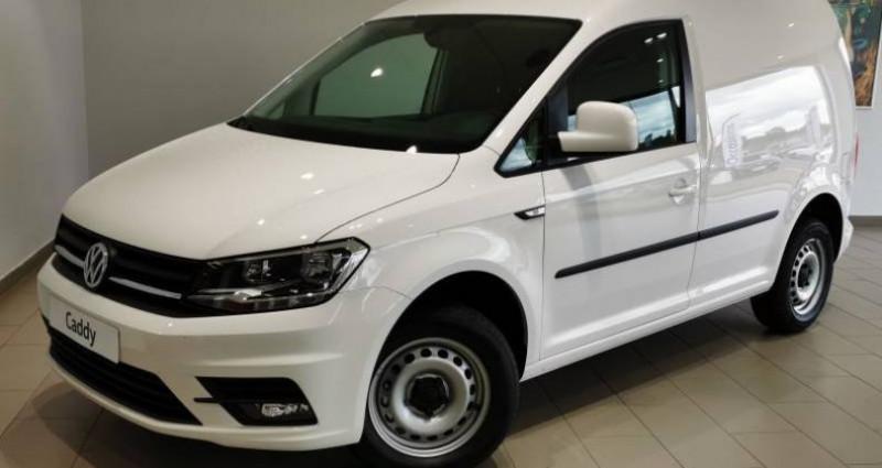 Volkswagen Caddy VAN 2.0 TDI 102 DSG6 BUSINESS LINE PLUS Blanc occasion à AHUY