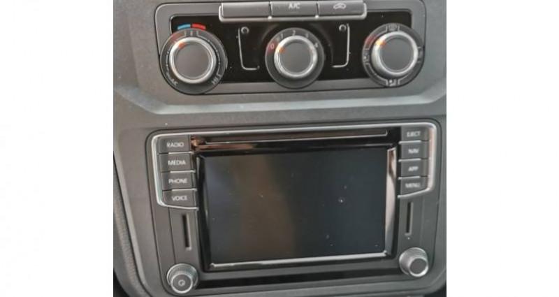 Volkswagen Caddy VAN 2.0 TDI 102 DSG6 BUSINESS LINE PLUS Blanc occasion à AHUY - photo n°6