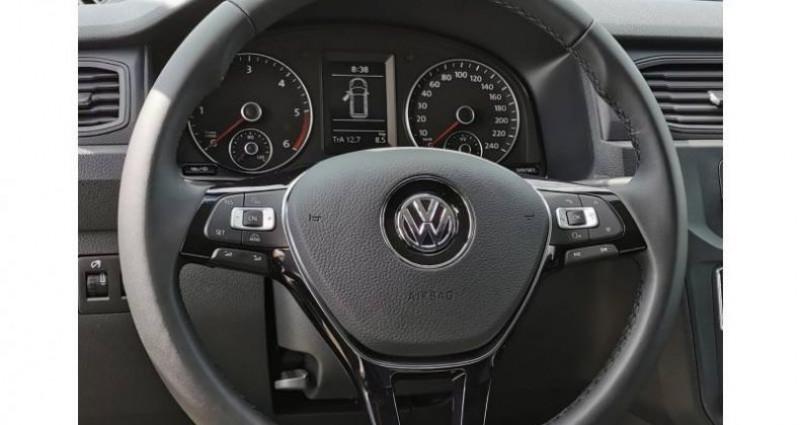 Volkswagen Caddy VAN 2.0 TDI 102 DSG6 BUSINESS LINE PLUS Blanc occasion à AHUY - photo n°5