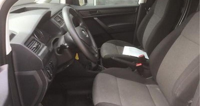 Volkswagen Caddy VAN 2.0 TDI 102 Blanc occasion à CHANAS - photo n°4