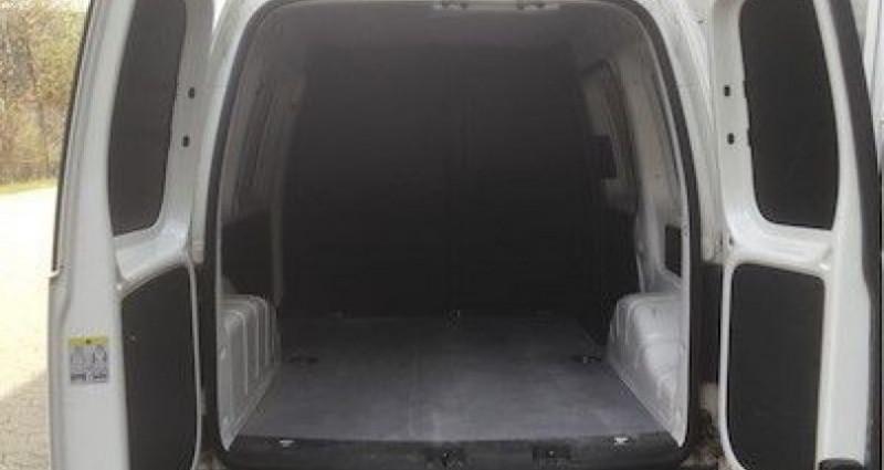 Volkswagen Caddy VAN 2.0 TDI 102 Blanc occasion à CHANAS - photo n°5