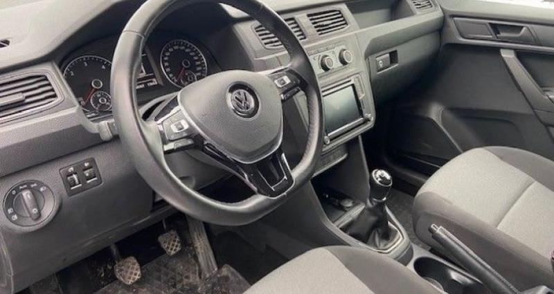 Volkswagen Caddy VAN RALLONGE 4 MOTION 122 CV BUSINESS LINE PACK STYLE rallon Blanc occasion à Voreppe - photo n°4