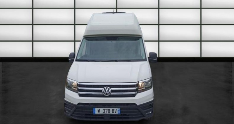 Volkswagen California 600 TRAC 2.0 TDI 177CH BA Blanc occasion à La Rochelle - photo n°2