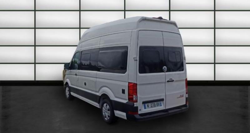 Volkswagen California 600 TRAC 2.0 TDI 177CH BA Blanc occasion à La Rochelle - photo n°5