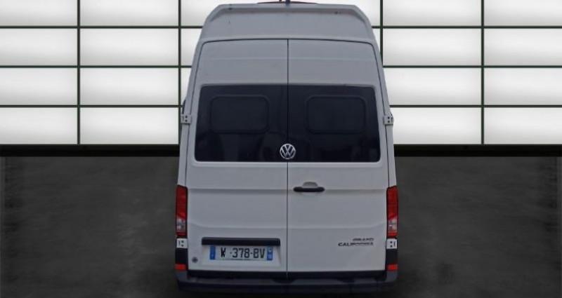 Volkswagen California 600 TRAC 2.0 TDI 177CH BA Blanc occasion à La Rochelle - photo n°4