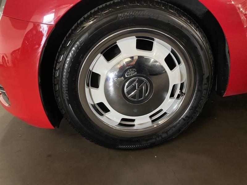 Volkswagen Coccinelle 1.2 TSI 105 Vintage Rouge occasion à Lormont - photo n°2