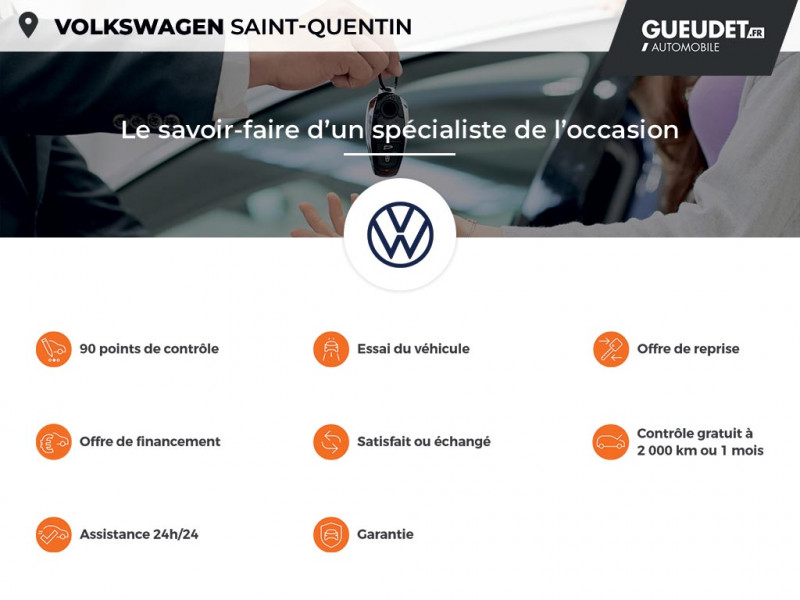 Volkswagen Coccinelle 1.2 TSI 105ch BlueMotion Technology Design DSG7 Noir occasion à Saint-Quentin - photo n°17