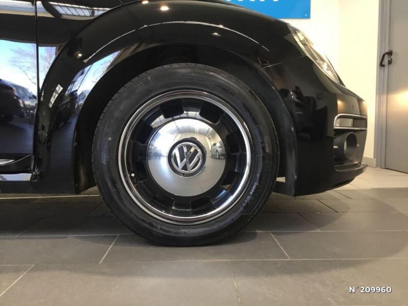 Volkswagen Coccinelle 1.2 TSI 105ch BlueMotion Technology Design DSG7 Noir occasion à Saint-Quentin - photo n°9