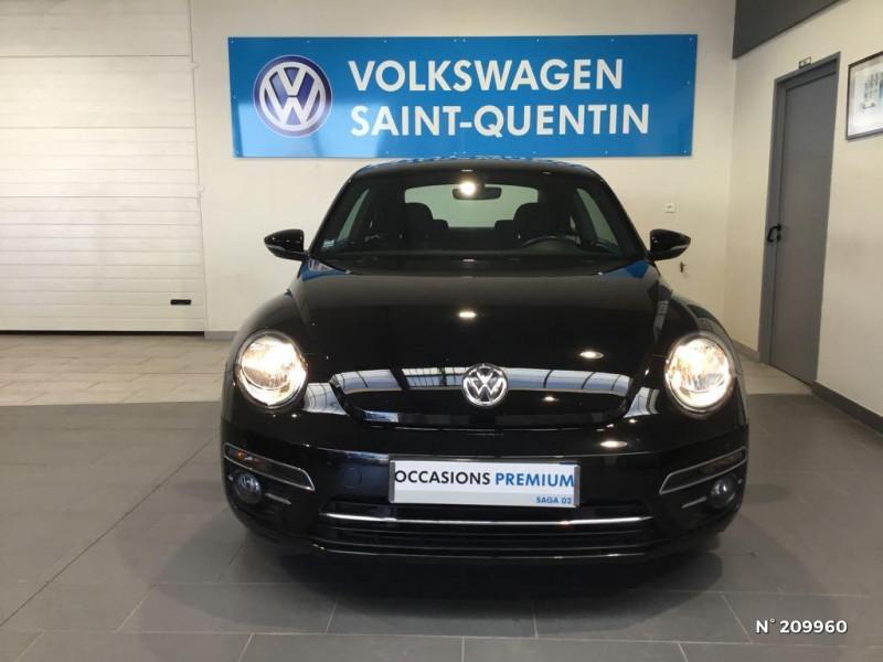 Volkswagen Coccinelle 1.2 TSI 105ch BlueMotion Technology Design DSG7 Noir occasion à Saint-Quentin - photo n°2