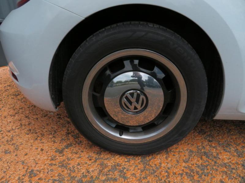 Volkswagen Coccinelle 1.2 TSI 105CH BLUEMOTION TECHNOLOGY ORIGIN DSG7 Argent occasion à Lormont - photo n°4