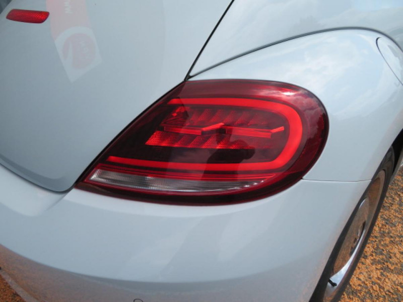 Volkswagen Coccinelle 1.2 TSI 105CH BLUEMOTION TECHNOLOGY ORIGIN DSG7 Argent occasion à Lormont - photo n°6