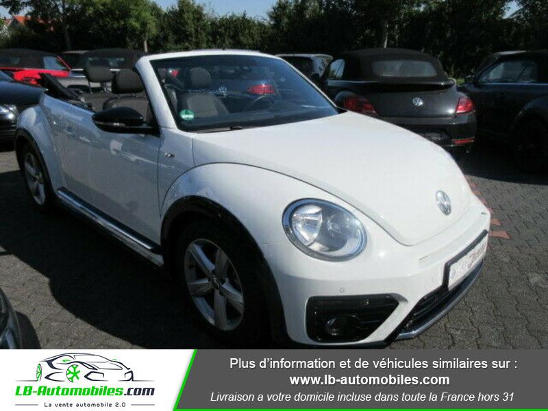 Volkswagen Coccinelle 1.4 TSI 150 BMT DSG7 Blanc occasion à Beaupuy - photo n°8