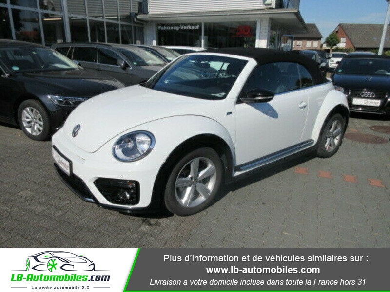 Volkswagen Coccinelle 1.4 TSI 150 BMT DSG7 Blanc occasion à Beaupuy - photo n°6