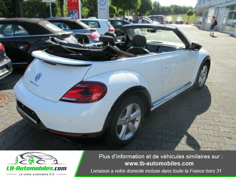 Volkswagen Coccinelle 1.4 TSI 150 BMT DSG7 Blanc occasion à Beaupuy - photo n°3