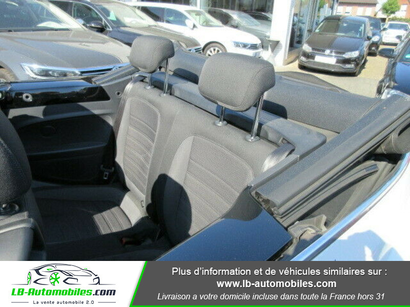 Volkswagen Coccinelle 1.4 TSI 150 BMT DSG7 Blanc occasion à Beaupuy - photo n°5