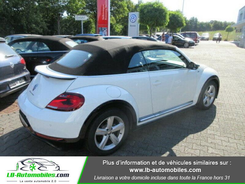 Volkswagen Coccinelle 1.4 TSI 150 BMT DSG7 Blanc occasion à Beaupuy - photo n°7