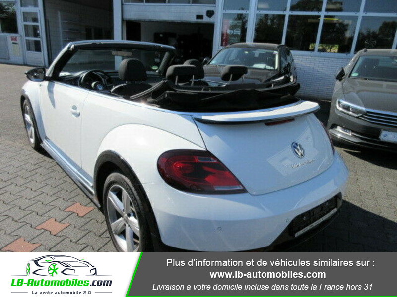 Volkswagen Coccinelle 1.4 TSI 150 BMT DSG7 Blanc occasion à Beaupuy - photo n°9