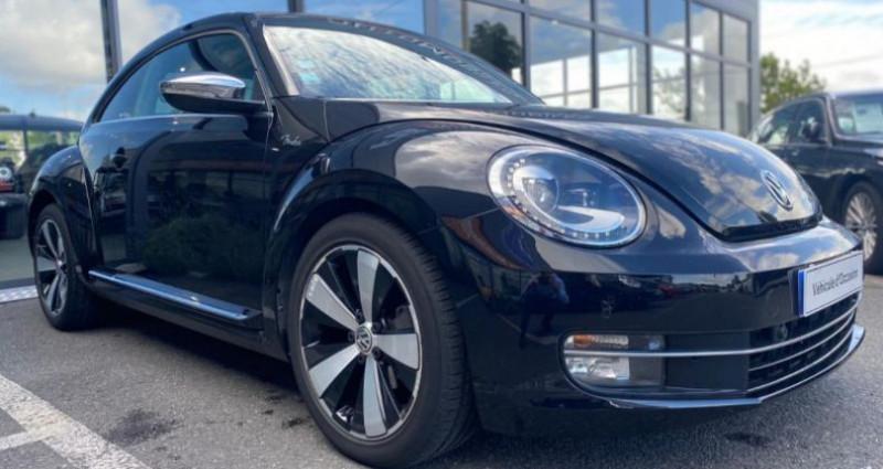 Volkswagen Coccinelle 1.6 TDI 105CH FAP FENDER EDITION DSG7 Noir occasion à Grezac - photo n°6