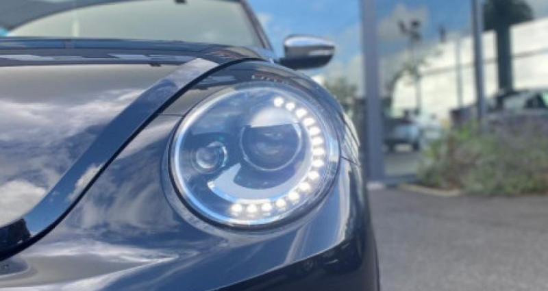 Volkswagen Coccinelle 1.6 TDI 105CH FAP FENDER EDITION DSG7 Noir occasion à Grezac - photo n°5