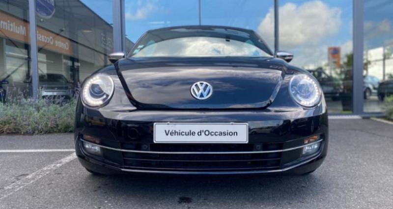 Volkswagen Coccinelle 1.6 TDI 105CH FAP FENDER EDITION DSG7 Noir occasion à Grezac - photo n°3