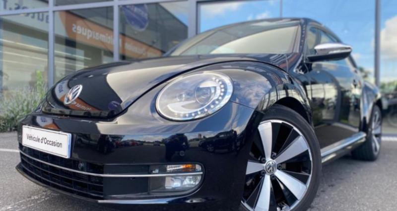 Volkswagen Coccinelle 1.6 TDI 105CH FAP FENDER EDITION DSG7 Noir occasion à Grezac