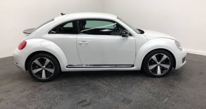 Volkswagen Coccinelle 2.0 TDI 140 FAP Sport Or occasion à AHUY - photo n°2