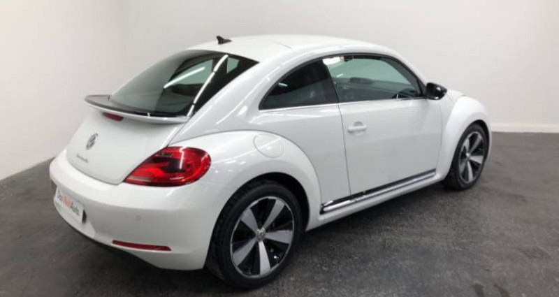 Volkswagen Coccinelle 2.0 TDI 140 FAP Sport Or occasion à AHUY - photo n°3