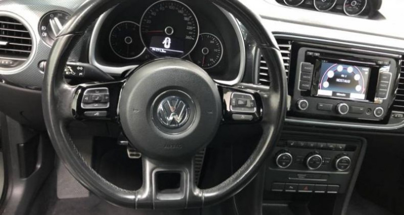 Volkswagen Coccinelle 2.0 TDI 140 FAP Sport Or occasion à AHUY - photo n°5