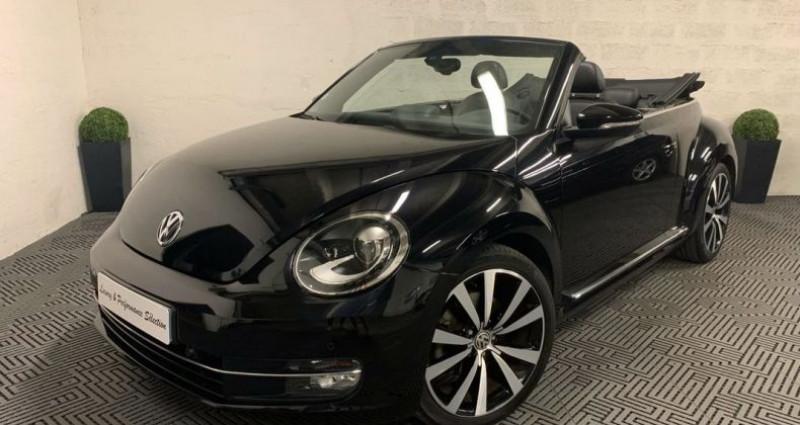 Volkswagen Coccinelle CABRIOLET 1.4 Tsi 160ch SPORT DSG7 38000km Noir occasion à Villeneuve Loubet