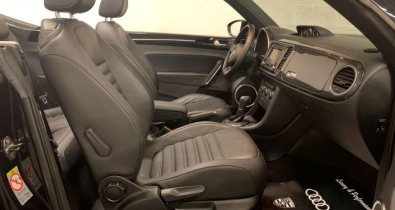 Volkswagen Coccinelle CABRIOLET 1.4 Tsi 160ch SPORT DSG7 38000km Noir occasion à Villeneuve Loubet - photo n°7