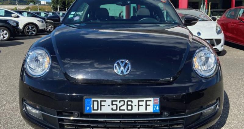 Volkswagen Coccinelle II 1.2 TSI 105 Vintage Noir occasion à EPAGNY - photo n°5