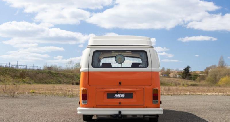 Volkswagen Combi T2 Orange occasion à AIGNE - photo n°7