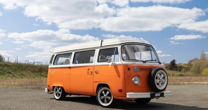 Volkswagen Combi T2 Orange occasion à AIGNE