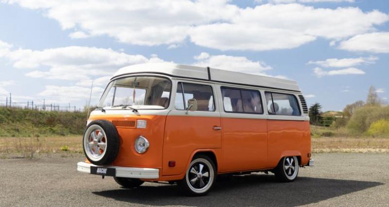 Volkswagen Combi T2 Orange occasion à AIGNE - photo n°4